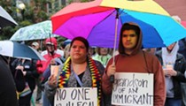 Cleveland's March Against ICE Takes Place on Public Square Thursday