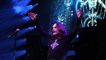 Ozzy Osbourne Brings Blossom's Season to an End With a Bang