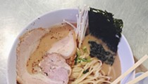 Tomorrow is the Day that Mason's Creamery Reopens as Ramen Shop for the Winter