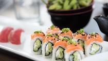 Blue Sushi Sake Grill Now Open at Crocker Park