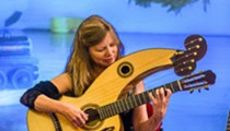 Some of the Country's Best Fingerstyle Guitar Players to Play Annual Woodchoppers Ball