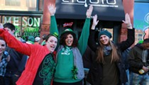 Here's the Route for the 2019 Cleveland St. Patrick's Day Parade