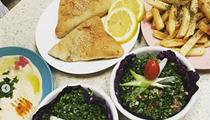 Zuzu's Meals in Rockefeller Building Offers Homemade Middle Eastern Food