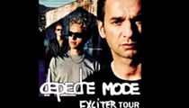 Here's Depeche Mode's 2001 Concert at Blossom