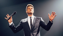 Michael Bublé Reschedules Rocket Mortgage FieldHouse Date for 2021