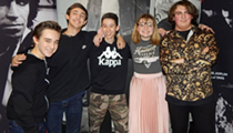 High School Rock Off Finalists Fake ID Issue Their First Single