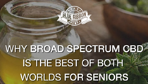 Why Broad Spectrum Hemp is the Best of Both Worlds for Seniors