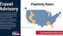 Nevada Added to List of Ohio's COVID-19 Travel Advisory States
