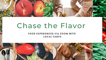 'Chase the Flavor' Virtual Cooking Classes to Continue into Winter