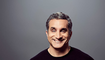 Pandemic Hasn't Slowed Egyptian Comedian Bassem Youssef, Who Performs This Week at the Funny Stop