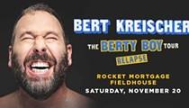 Comedian Bert Kreischer To Perform at Rocket Mortgage FieldHouse in November