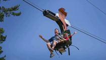 Cleveland Metroparks Zoo's New Zipline Ride is Officially Open
