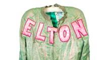 Rock Hall Puts Elton John's 'Hercules' Stage Suit on Display