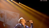 Update: Morrissey Concert Cancelled