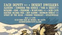Zach Deputy to Headline Second Annual Alchemy Rising Music and Arts Festival