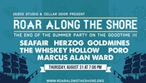 Local Music Fest Roar Along the Shore to Return in August