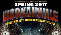 Ekoostik Hookah Brings Its Hookahville Fest Back to Nelson Ledges