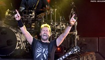 Nickelback Concert at Blossom Suffers From a Lack of Musical Diversity