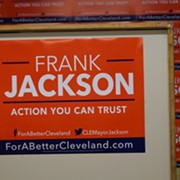 Early Ballots Counted, Frank Jackson Already in Commanding Lead for Cleveland Mayor