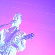 Queens of the Stone Age Bring Haunting New Tunes to the Agora
