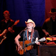 Willie Nelson's Outlaw Music Festival Came Out to Party at Blossom