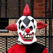 Youngstown-Area Dad Chases Daughter in Clown Mask, Neighbor Fires Gun