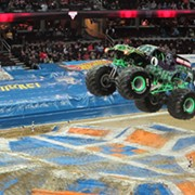 Monster Jam Returns to the Q in February