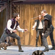It's the Bard Without All Those Funny Words in 'Shakespeare in Love' at the Cleveland Play House