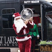 Great Lakes Brewing's Christmas Ale is on Tap in One Month