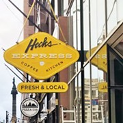 Now Open: Heck's Express in Downtown Cleveland