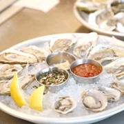 Tickets On Sale Now for Scene's Shuck Yeah! Oyster and Seafood Event at Alley Cat on October 21st
