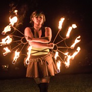 FireFish Festival Brings Fire, Art, Music and More to Lorain This Weekend