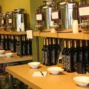 Tasting Palate-Pleasing Olive Oil at Olive Scene