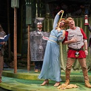 Great Lakes Theater's Production of 'A Midsummer Night's Dream' is a Joyous Romp