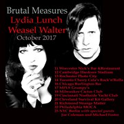 No Wave Icon Lydia Lunch to Perform at Survival Kit Art Gallery
