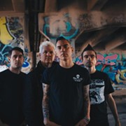 Veteran Punk Act Anti-Flag to Play the Grog Shop in February
