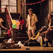 Been There, Done That with Cleveland Public Theatre's 'The Family Claxon'