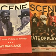A Quick Note About the Cover Wrap on This Week's Issue of Scene