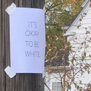 4chan Troll Movement Hits Rocky River with 'It's OK To Be White' Signs