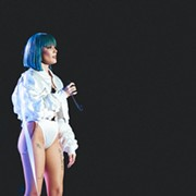 Eletropop Singer Halsey Delivers Rousing Show at the Wolstein Center