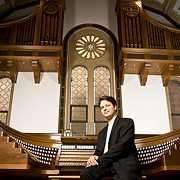 The Organ's Beauty Sparkles in a Refreshing Program of Copland, Paulus and Tchaikovsky