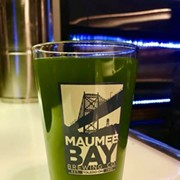 Maumee Bay Brewing Co. Brewed Up Some 'Alegae Bloom' Beer to Raise Awareness of Lake Erie Threat