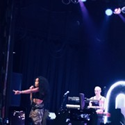 SZA Gives Powerful Performance at House of Blues