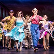 "No Conga Beat Unsung, No Dancing Spin Un-spun in ""On Your Feet"" at Playhouse Square"