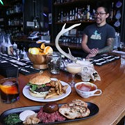 LBM is Carving Out a Niche in Birdtown With Dynamite Cocktails and a Sharp Menu
