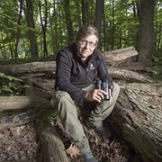 Cleveland Metroparks Naturalist Jen Brumfield Breaks Cuyahoga County Birding Record — Again