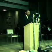 Listen: Martin Luther King Jr.'s 1967 Speech at Glenville High School
