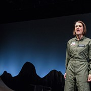 Drone Warfare Destroys More Than Just Its Targets in 'Grounded' at Dobama Theatre