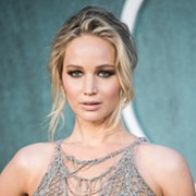 Jennifer Lawrence Makes a Surprise Stop at Cleveland Heights High School This Morning