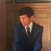 At Last, Completed Dennis Kucinich Mayoral Portrait Could Be Installed at City Hall